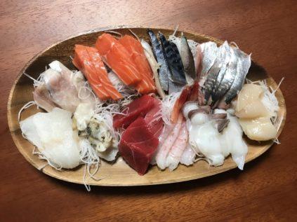 特別じゃない日の手巻き寿司